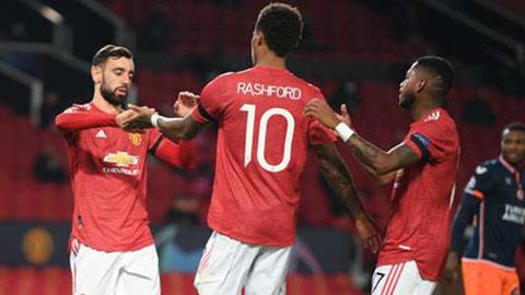 Man United sẽ tránh mặt được nhiều đội bóng lớn ở vòng 1/16