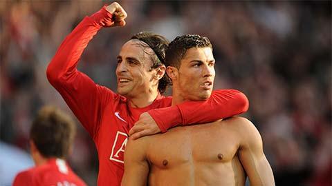Ronaldo làm điều đáng kinh ngạc trong lễ Giáng sinh