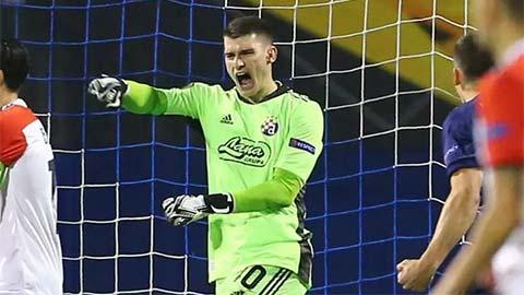 Dinamo Zagreb xô đổ kỷ lục của M.U ở Europa League