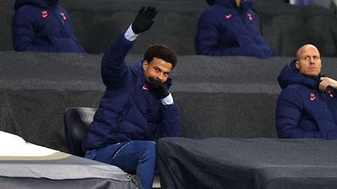 Mourinho nói Alli không hạnh phúc ở Tottenham