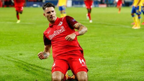 Szoboszlai sẽ khoác áo Leipzig vào tháng 1 tới cùng bản hợp đồng 25 triệu euro