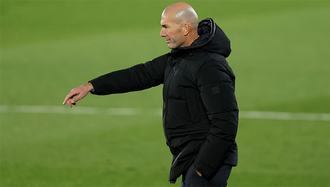 Zidane cực có duyên ở derby Madrid