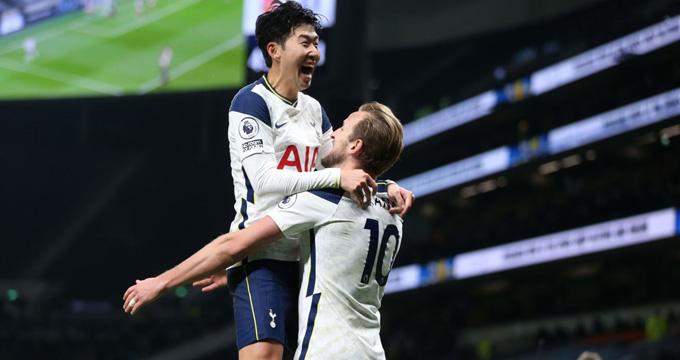 Tottenham thể hiện phong độ vô cùng ấn tượng từ đầu mùa