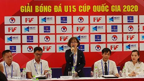 Hậu duệ Quang Hải gặp ngay kình địch HAGL ở giải U15 QG 2020
