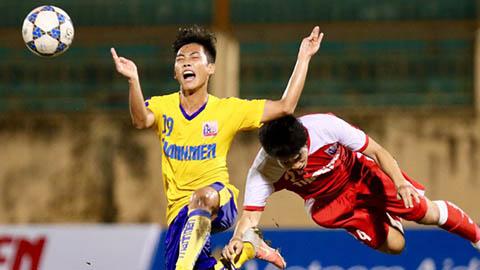 VCK U21 QG: Khánh Hòa cay đắng nhìn Đồng Tháp đi tiếp