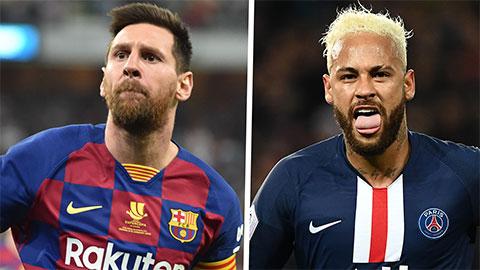 """Tường thuật Bốc thăm vòng 1/8 Champions League: Barca đại chiến PSG<span class=""""lived""""></span>"""