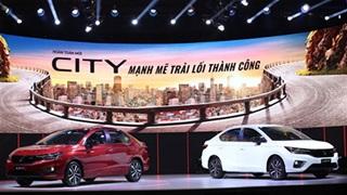 Honda Việt Nam chính thức ra mắt Honda City thế hệ thứ 5