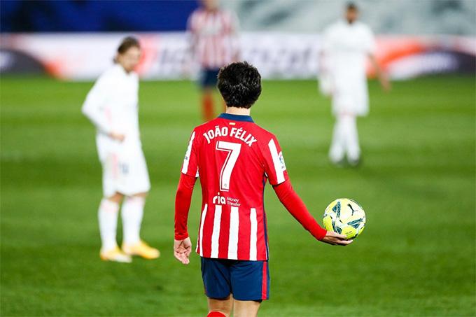 Atletico vẫn còn nhiều cơ hội trở lại ngôi đầu