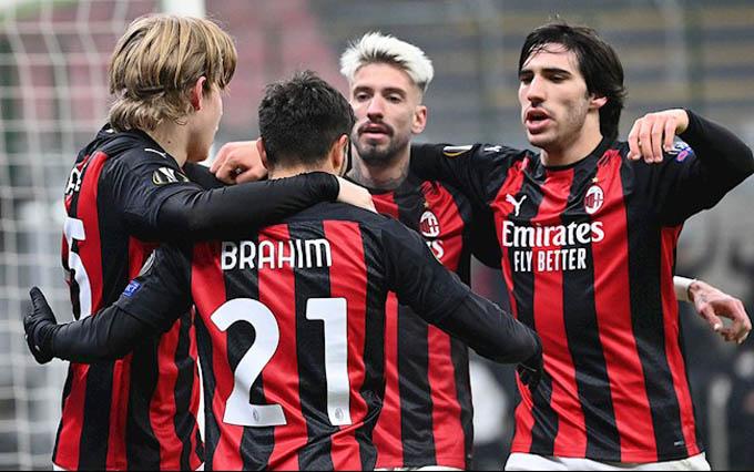 Milan có thuận lợi vào vòng 1/8?