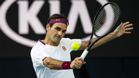 Federer đối mặt nguy cơ lỡ hẹn Australian Open 2021