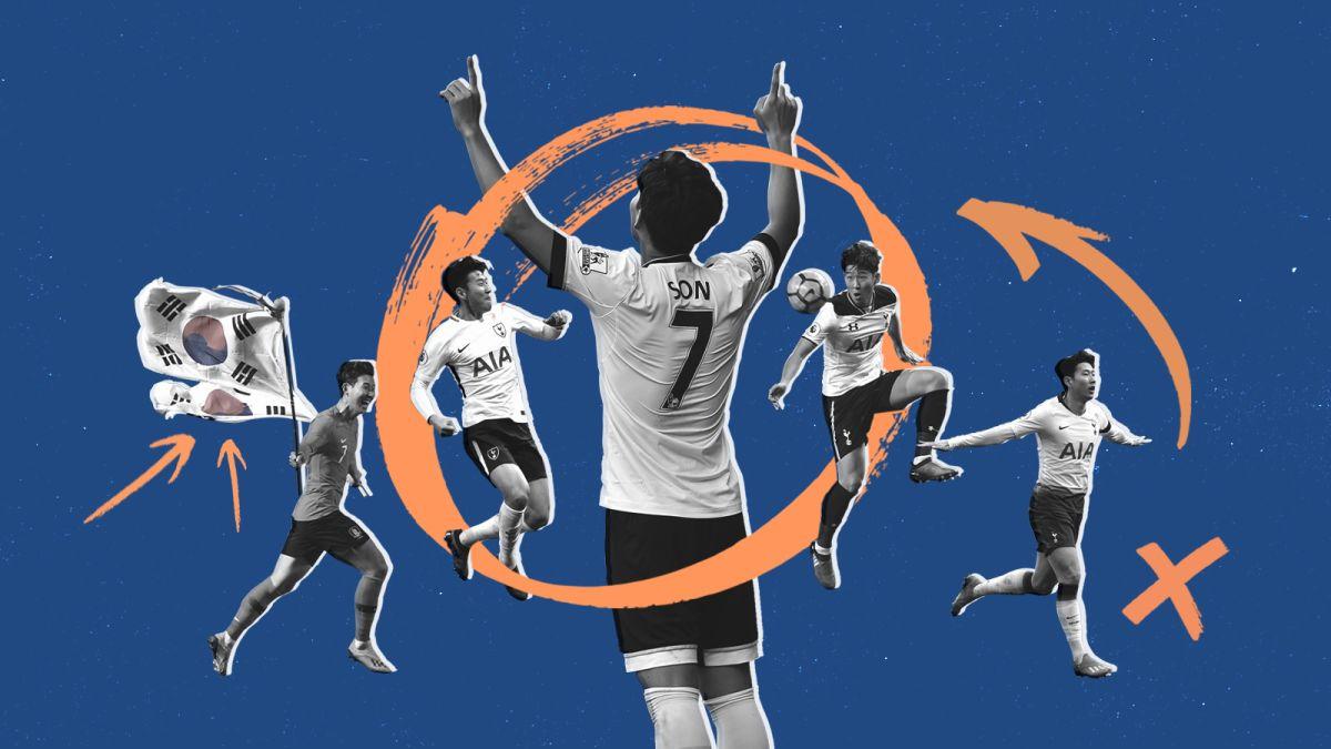 Son Heung-min đang xây dựng tầm vóc cực đại đối với một cầu thủ châu Á trên bình diện toàn cầu