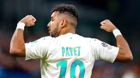 Payet muốn mọi người nhìn vào cách anh ăn mừng sau những bàn thắng cho Marseille hơn là chê bai thân hình to béo