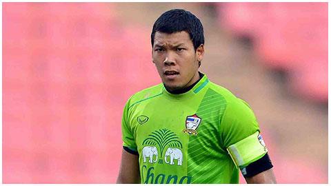 HAGL muốn chiêu mộ thủ môn ĐT Thái Lan là… tin vịt?