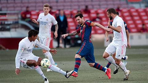 Siêu cúp Tây Ban Nha: Barca hẹn Real ở chung kết?