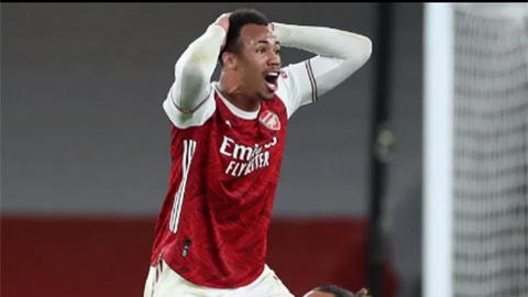 Arsenal là 'Vua thẻ đỏ' dưới thời Arteta