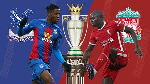 Nhận định bóng đá Crystal Palace vs Liverpool, 19h30 ngày 19/12: Phá dớp sân khách