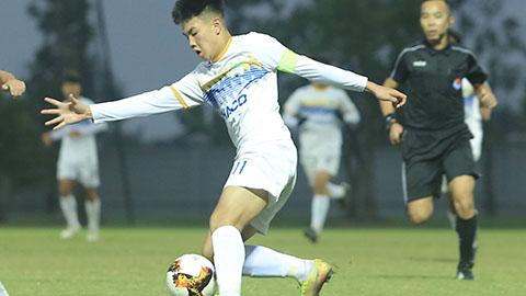 VCK U15 Quốc Gia: Thắng may An Giang, HAGL tranh vé với Hà Nội