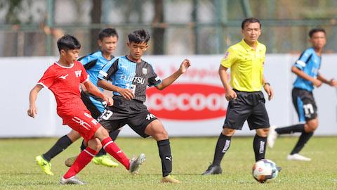Học viện Juventus dội mưa bàn thắng ở giải quốc tế U13 Việt – Nhật