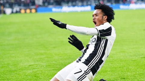 Juventus sẽ mời Cuadrado gia hạn