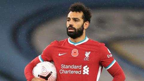 Salah phải dự bị ở trận Palace vs Liverpool sau 2 sự cố 'lỡ mồm'?