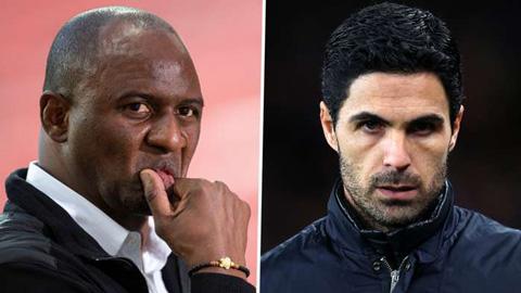 'Arsenal cần Viera chứ không phải Arteta'