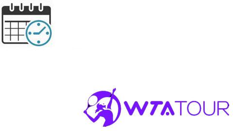 Lịch thi đấu tennis WTA 2021