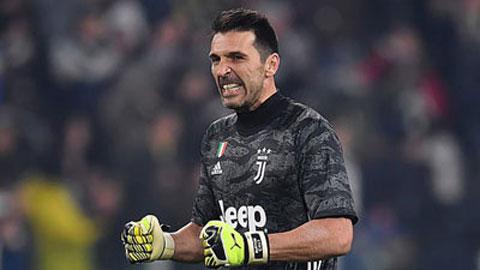 Thủ môn Gianluigi Buffon (Juventus): 'Tôi vẫn chưa tiêu hóa nổi  trận thua Man United'