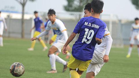 Bất ngờ thua Hà Nội, HAGL bị loại khỏi U15 cúp Quốc gia