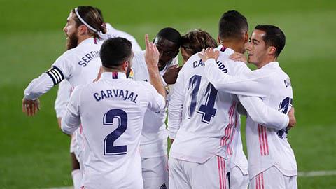 Tổng hợp vòng 14 La Liga: Real cạnh tranh Atletico, Barca xếp thứ 5