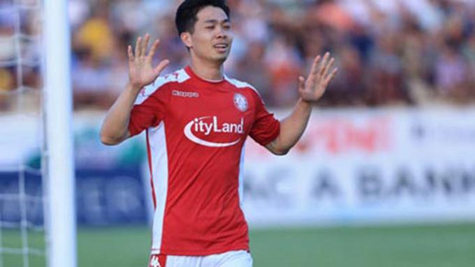 Công Phượng không có mặt trong Top 5 Quả bóng vàng Việt Nam 2020