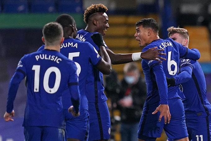 Chelsea chấm dứt mạch 2 trận toàn thua bằng màn hủy diệt West Ham