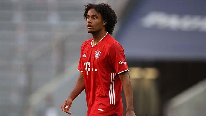 Joshua Zirkzee chưa thể hiện được gì nhiều ở Bayern