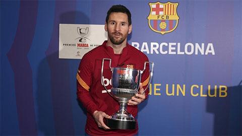 Messi cảm thấy tồi tệ về những gì đã xảy ra ở Barca