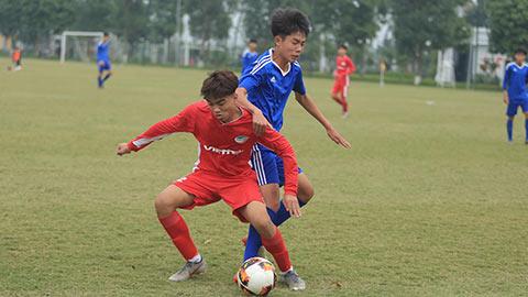 Viettel hẹn gặp Hà Nội ở bán kết U15 Cúp QG 2020