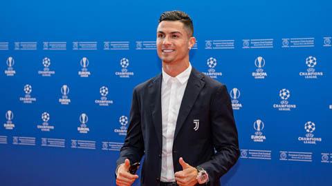 Ronaldo vượt Lewandowski, dẫn đầu số bàn thắng trong năm 2020