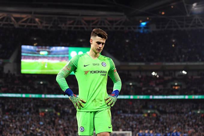Chelsea muốn bán Kepa nhưng không dễ