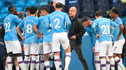 Thầy trò Guardiola chỉ còn cách chức vô địch Cúp Liên đoàn lần thứ 4 liên tiếp 2 chiến thắng nữa