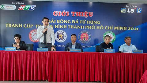 Giải tứ hùng TP.HCM 2020: Bước tổng duyệt cho V.League 2021