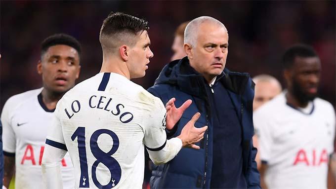 Lo Celso đang được xem là Sneijder mới