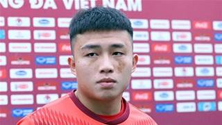 Hậu vệ trái đặc biệt của Park Hang Seo muốn đối đầu với ĐT Việt Nam
