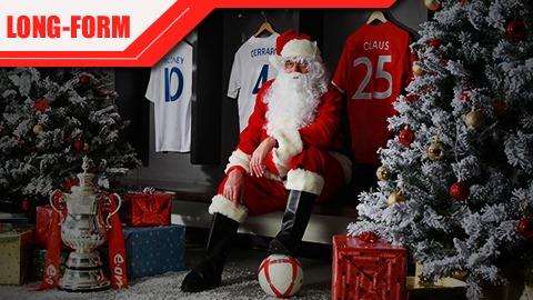 Bóng đá vẫn cần Giáng Sinh để vượt qua màn đêm Covid-19