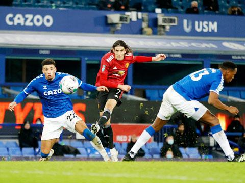 Chiến thắng Everton tại tứ kết Cúp Liên đoàn cho thấy M.U đang trở lại với đẳng cấp của một đại gia