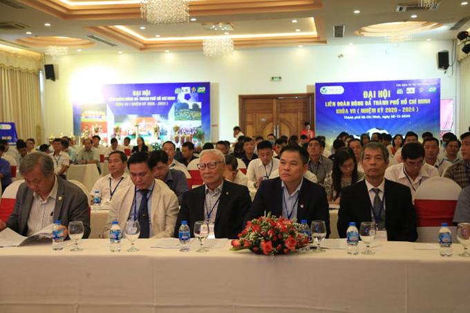 Các đại biểu đang tham dự Đại hội - Ảnh: Lê Đình