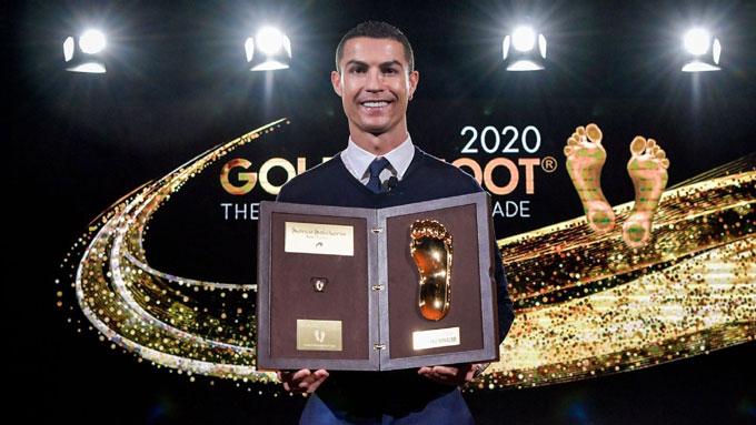 Ronaldo vẫn đầy khát khao và đam mê