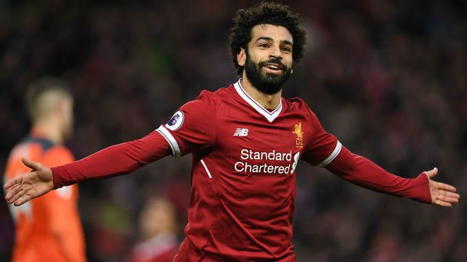 Barca khó giành được Salah từ tay Liverpool