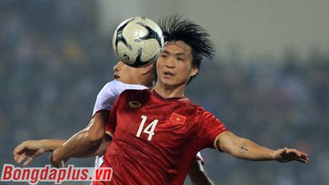 Thầy Park chưa yên tâm với bộ tứ tiền vệ hay nhất Việt Nam