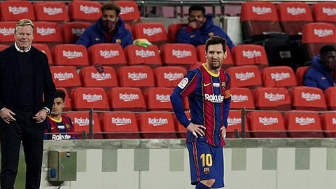 Messi kéo dài kỳ nghỉ, không đá trận cuối năm với Barca