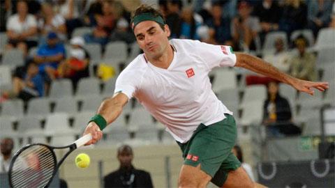 Federer không dự Australian Open 2021