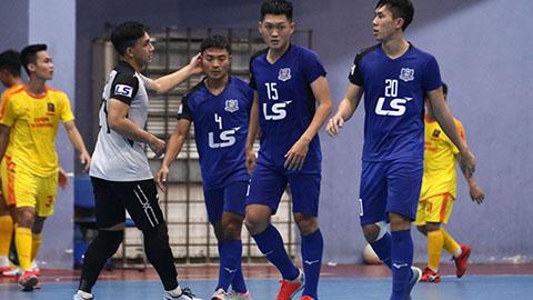 Cúp LS 2020: Hai đội futsal của bầu Tú vào chung kết