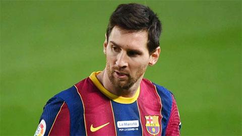 """Messi: """"Tôi muốn rời Barca theo cách tốt nhất"""""""